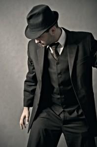 """""""Mesa sto kapno""""; model: Piotr Mokrzycki; make-up i stylizacja: moje; asystowała: Natalia Skrzynecka"""