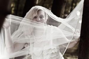 """Moonlight silence""; modelka: Berenika Kowalska; make-up i stylizacja: moje; asystowała: Natalia Skrzynecka"