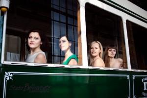 Antidotum Quartet; make-up i stylizacja: moje